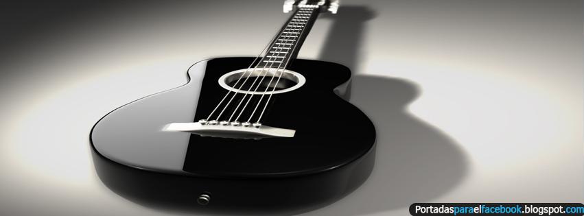 Portadas de guitarras para facebook - Portadas para facebook
