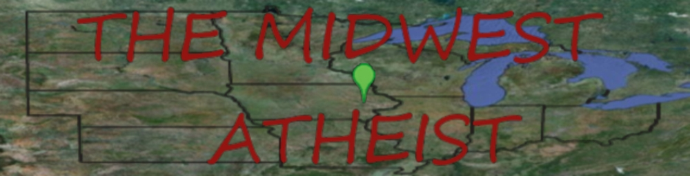 <center>The Midwest Atheist</center>