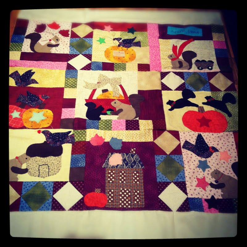 Every quilt: 2011