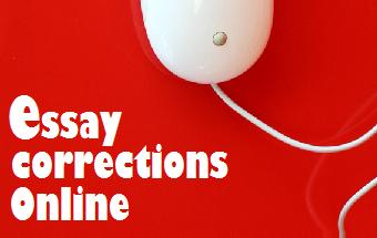 For more information, visit Essay Corrections Online web site