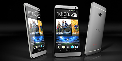 HTC One In White Color