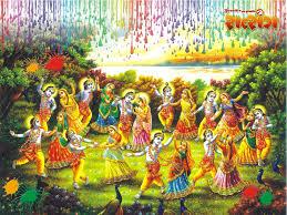 Mathura Holi Wallpapers