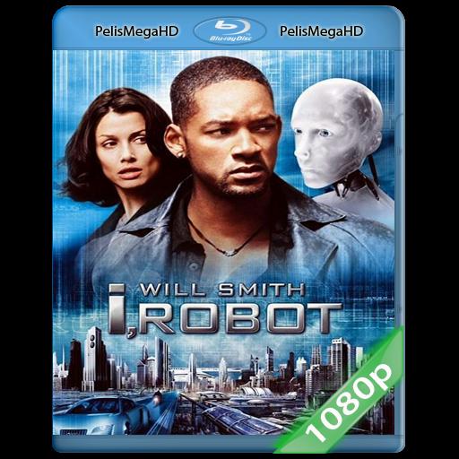 YO, ROBOT (2004) 1080P HD MKV ESPAÑOL LATINO