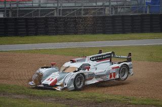 Audi R18 e-tron quattro n°1 victoire lors des 24H du Mans 2012