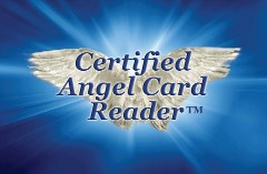 I'm a Certified Sixth Sensory and a Certified Angel Card Reader