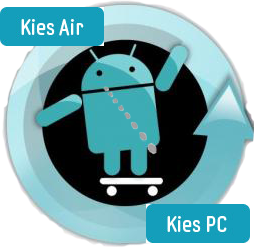 Connect Samsung Kies to cyanogenmod with Kies Air