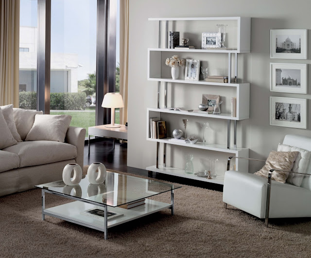 Blog de mbar muebles muebles librer as for Muebles librerias modernas