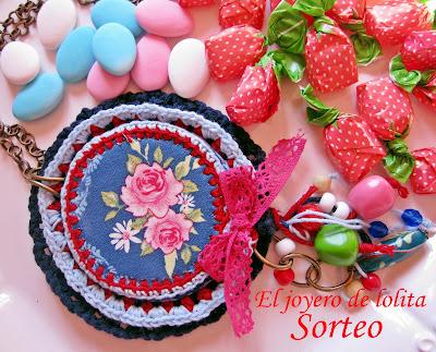 Sorteo en El joyero de Lolita