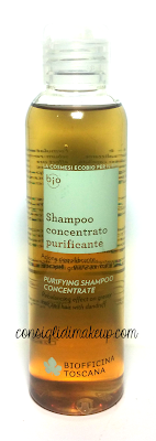 Review: Shampoo Concentrato Purificante - Biofficina Toscana