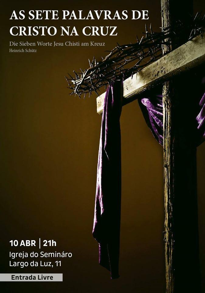 As sete palavras de Jesus Cristo na cruz