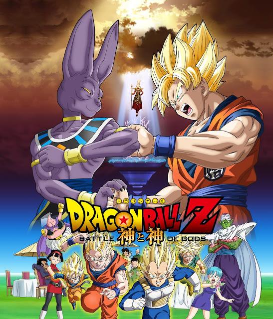 Descargar Dragon Ball z La Batalla de Los Dioses 1 Link (peliculas hd )