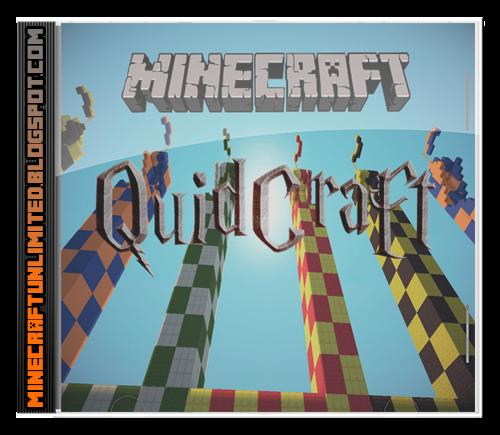 Quidcraft Quidditch Mod carátula