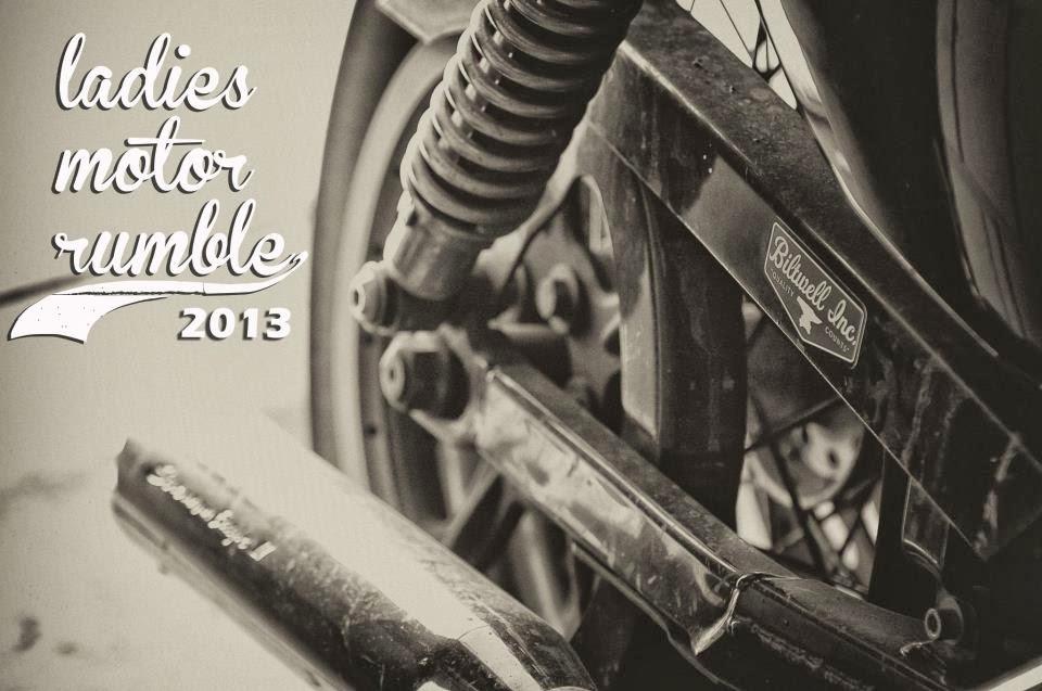 Ladies Motor Rumble - babski wypad motocyklowy
