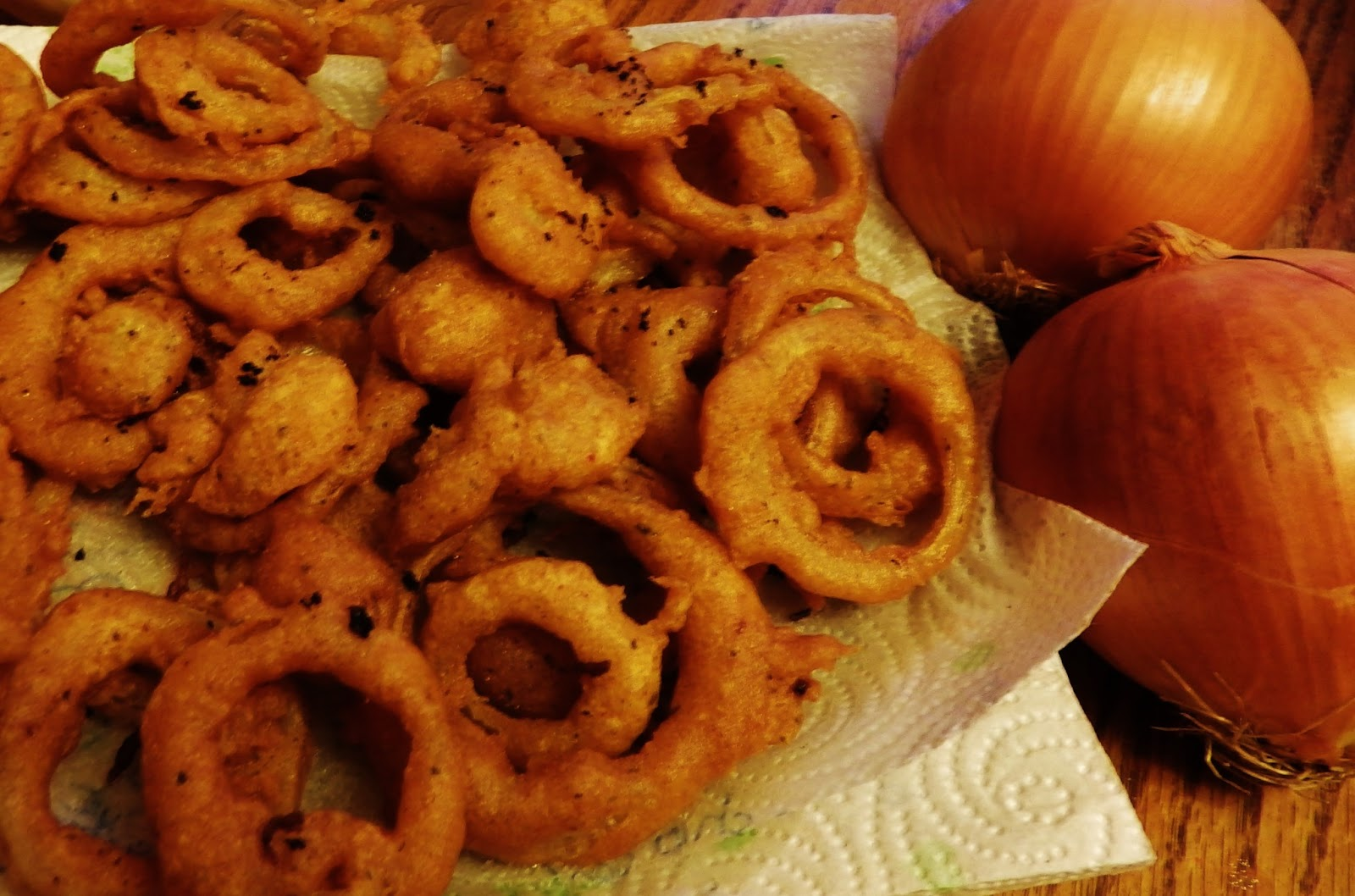 Dairy Queen Onion Rings Recipe