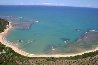 brasil praia