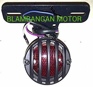 Stoplamp teralis Japz QC-997