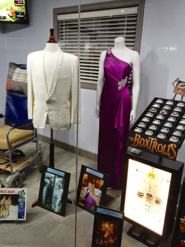 Miami Vice Covert Affairs TV costume exhibit
