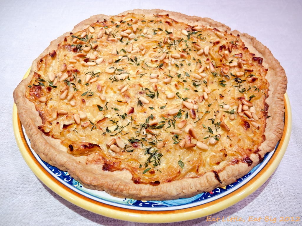 Toasted Nut Tart Recipes — Dishmaps