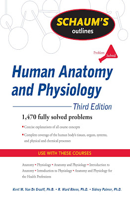 Human Anatomy and Physiology (Schaum's Outlines) - 1001 Ebook - Free Ebook Download