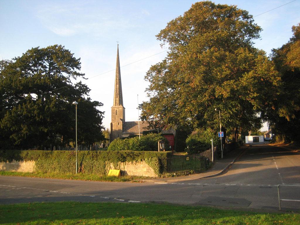 Slow Down Signs >> Vole O'Speed: Shurdington: a typical English village