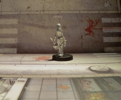 Hasslefree Miniatures Survivors Alternative Zombicide Bunny Boiler Alice
