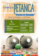 "IV TORNEO DE PETANCA ""FIESTAS DE MAZAGÓN"""
