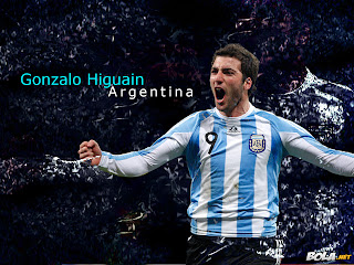 Gonzalo Higuain Wallpaper 2011 3