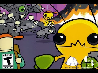 Alien Hominid PS2 (Pedido)
