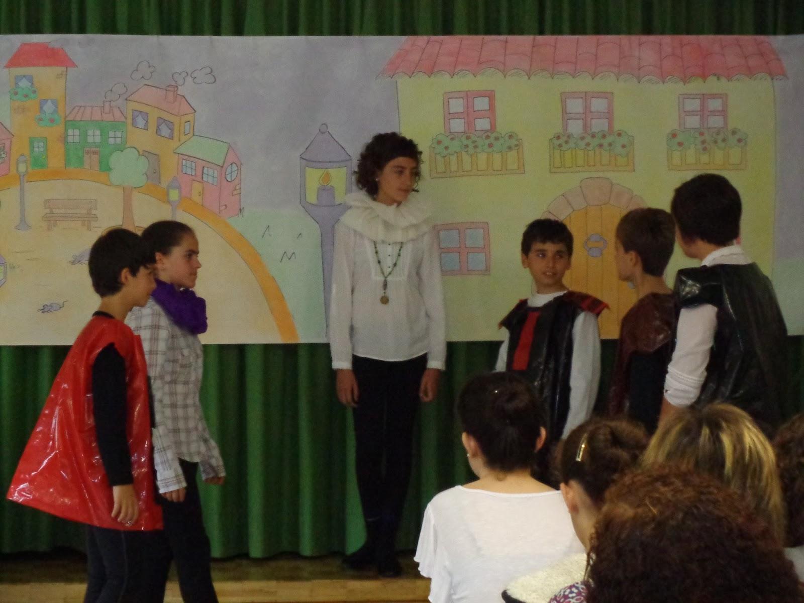 Colegio amor de dios burlada the pied piper - Colegio amor de dios oviedo ...