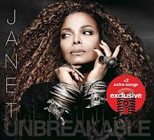 """Janet """"UNBREAKABLE"""". 11,5 Millions d'exemplaires vendus dans le monde !"""
