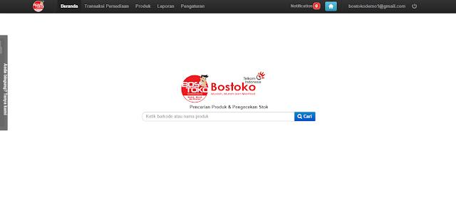 Bostoko-Persediaan