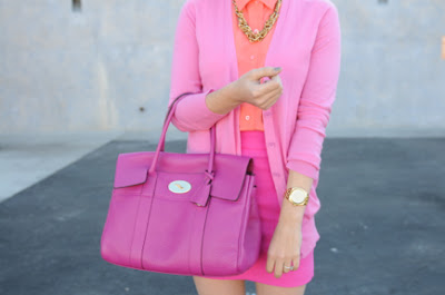 cupcakes and cashmere in pink
