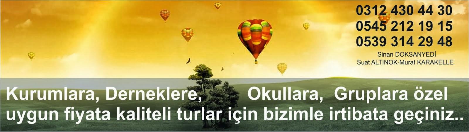 Bursa Turu,  Ankara çıkışlı bursa turu, Ankaradan Bursa Turu