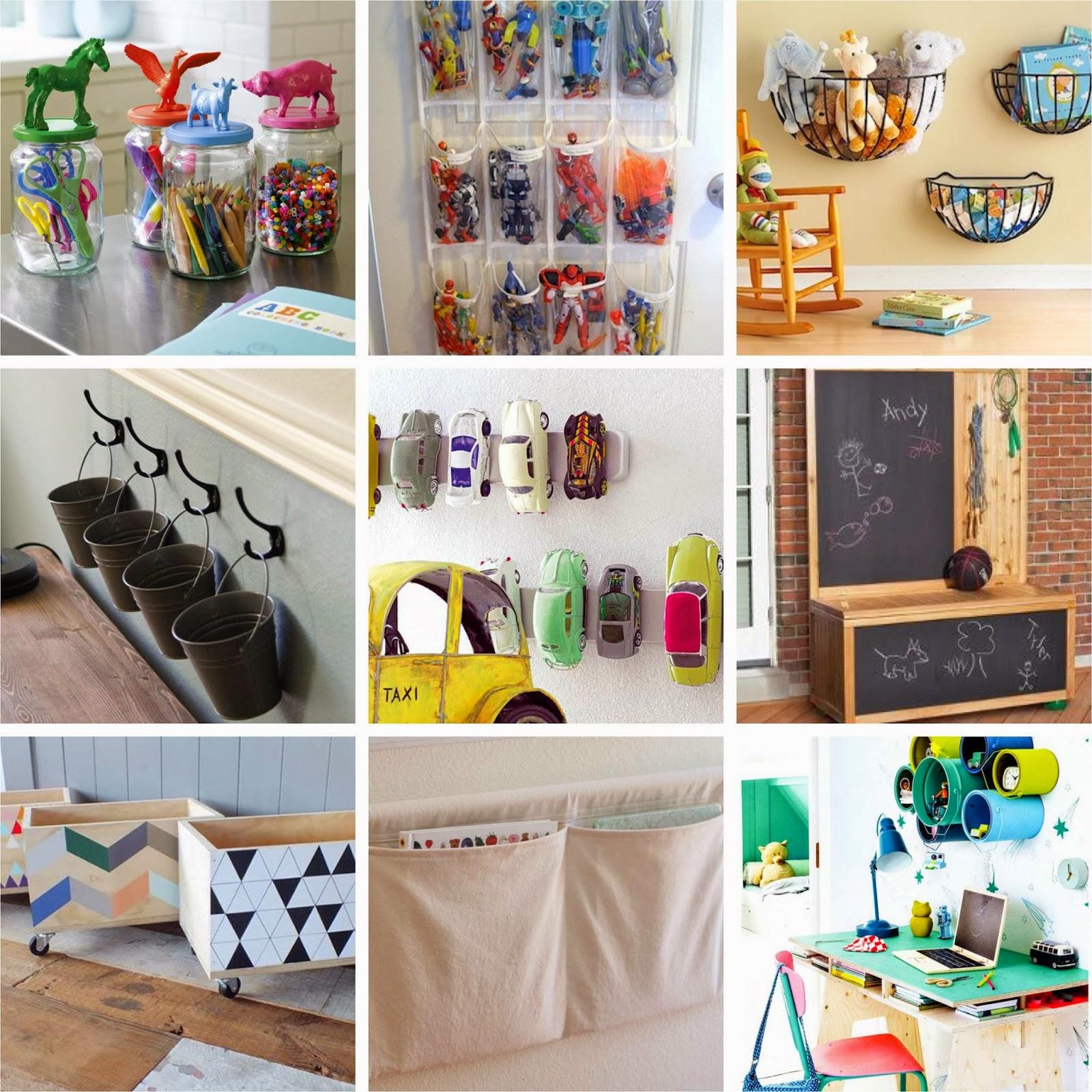 DIY Kids Room Storage Ideas 1600 x 1600