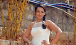 Ester Noronha in white from Bheemavaram Bullodu-thumbnail