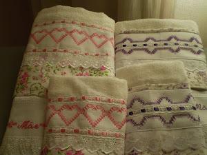toalha em ponto vagonite