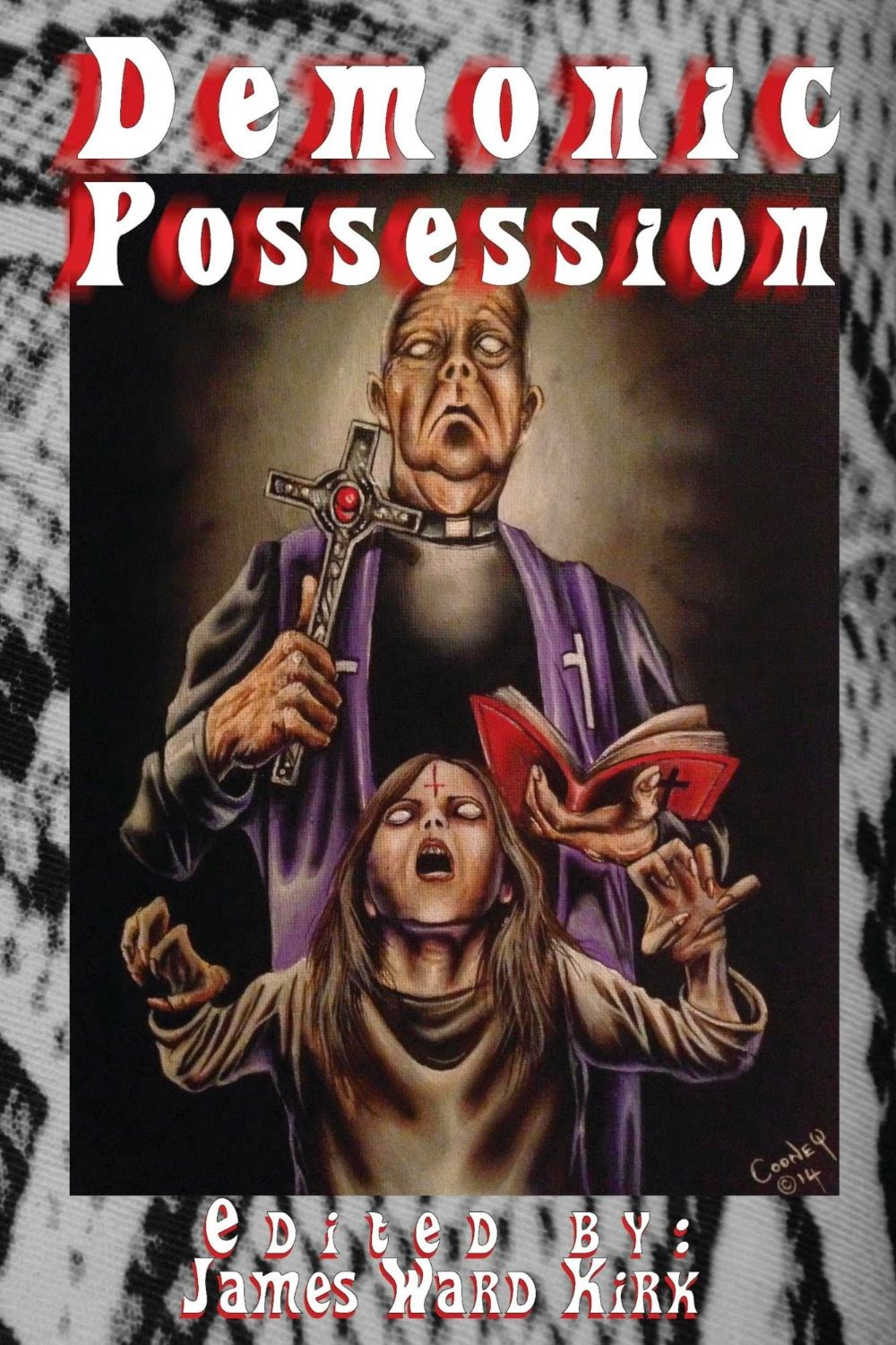 "Demonic Possession"", published by JWK Fiction"