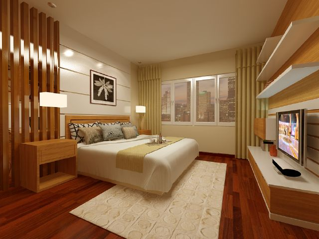 Tư vấn thiết kế nội thất phòng ngủ đẹp theo phong thủy 01