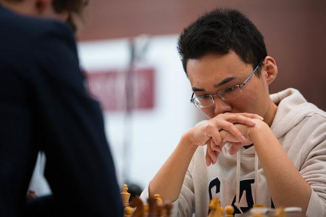Yu Yangyi quedó segundo clasificado del Qatar Master 2015
