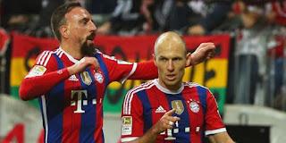 Ribery Kehilangan Banyak Momen Bersama Guardiola