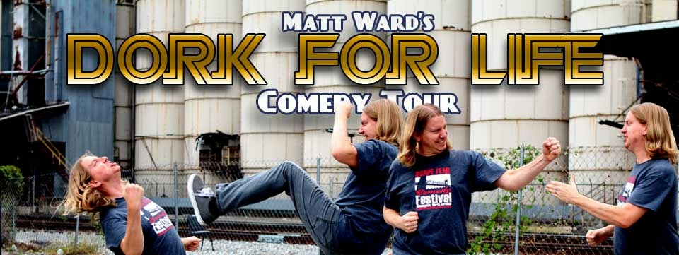 Quit Your Day Job Comedy Tour
