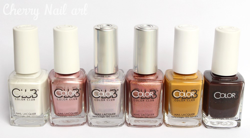 vernis color club