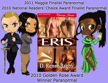 ERIS (Eternal Truth, Book 1) by D. Renee Bagby