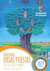 Programa de Ferias y Fiestas 2019