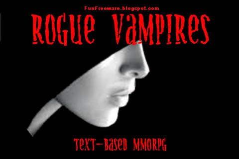 Rogue Vampires Splash-Screen