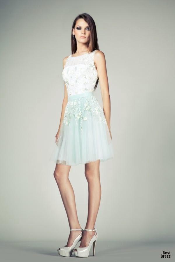 Vestidos cortos elegantes | Vestidos de Cóctel 2015