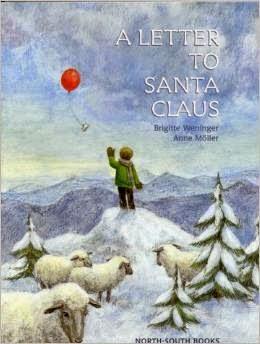 http://www.amazon.com/Letter-Santa-Claus-Michael-Neugebauer/dp/0735813590/ref=sr_1_5?s=books&ie=UTF8&qid=1415226285&sr=1-5&keywords=santa+letters