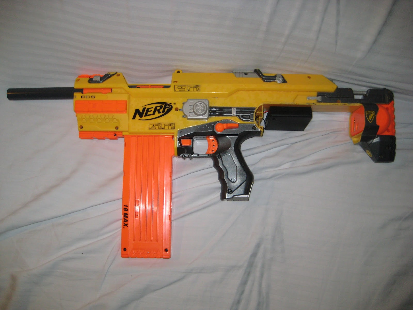 T Da B S Life Of Nerf Minimized And Brass Breeched