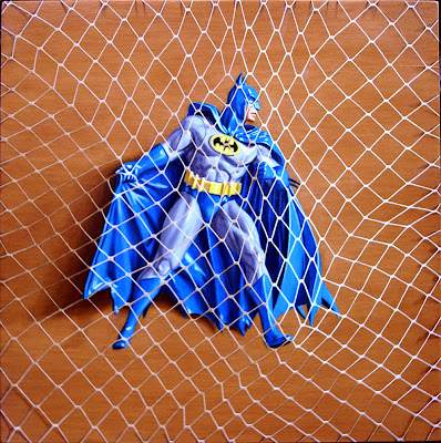 Trapped Batman by Simon Monk