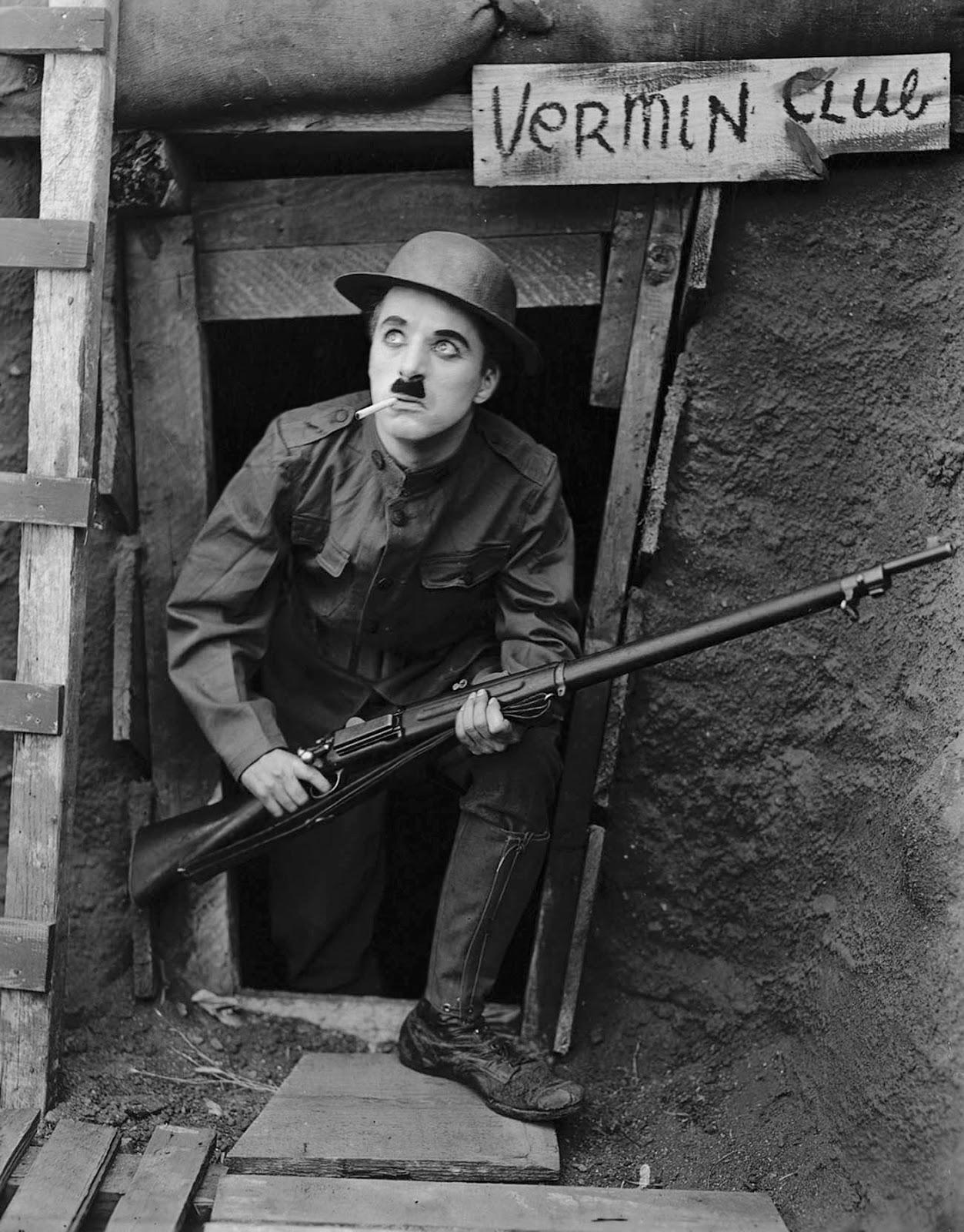 Discovering Chaplin January 2016